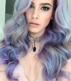 20 Funky Hair Which Will Make You Wanna Dye Your Hair--Learn the most popular #Hairstyle with #Besthairbuy