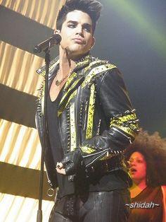 Adam Lambert Live in Singapore 2013