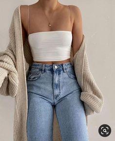 Fall Fashion Outfits, Mode Outfits, Retro Outfits, Look Fashion, Spring Outfits, Vintage Outfits, Latest Fashion, Girly Outfits, 2000s Fashion