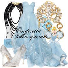 I'm all for a Masquerade! Princess Inspired Outfits, Disney Themed Outfits, Disney Inspired Fashion, Disney Bound Outfits, Princess Outfits, Disney Dresses, Masquerade Party Outfit, Masquerade Dresses, Masquerade Ball