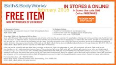 Bath And Body Works Coupons Ends of Coupon Promo Codes MAY 2020 ! For shopping here them hundreds else quality care customer satisfac. Bath And Body Shop, The Body Shop, Bath And Body Works, Free Printable Coupons, Free Printables, Bath Body Works Coupon, Dollar General Couponing, Jcpenney Coupons