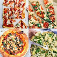 Who doesn't love pizza? These 18 drool-worthy vegan pizza recipes will impress vegans, vegetarians, and meat-eaters alike!