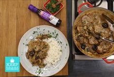 ΤΟΠ Συνταγές | Argiro.gr Food Categories, Greek Recipes, Stuffed Mushrooms, Food And Drink, Pork, Rice, Chicken, Meat, Cooking