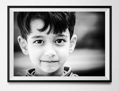 Black & White Face on Behance