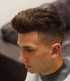 Broadminded approved men's hair black Watch now Top Hairstyles For Men, Thin Hair Haircuts, Boy Hairstyles, Cool Haircuts, Haircuts For Men, Men's Haircuts, Mens Clipper Cuts, Barber Shop Haircuts, Boy Cuts