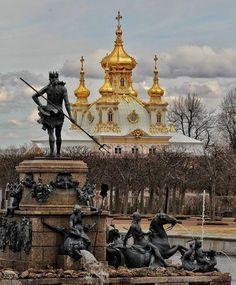 Peterhof, Saint Petersburg