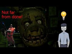 Five Nights At Freddy's 3 [part 2][Not far from done!]
