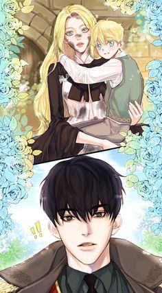Anime Couples Drawings, Anime Couples Manga, Chica Anime Manga, Anime Harem, Manga English, Cute Anime Coupes, Familia Anime, Romantic Manga, Manga Collection
