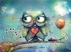 Karin Taylor..........little wood owl
