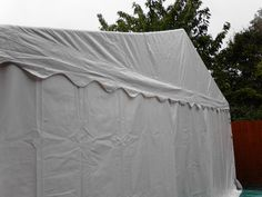 6m wide marquee