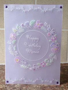 Inkymits by Maria Simms: Some Groovi birthday cards