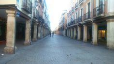 La Calle Mayor en Año Nuevo