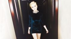 Perrie Edwards Perrie Edwards, Little Mix, Girl Group, Leather Skirt, Dreams, Style, Fashion, Swag, Moda