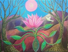 The Seed by AliceMasonArtist on Etsy