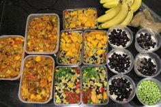 Full Week Vegan Meal Prep – Cheap Lazy Vegan