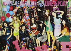 Girls' Generation - Love & Peace