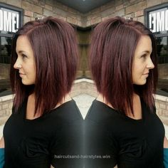 Great Long Inverted Bob Hairstyles  The post  Long Inverted Bob Hairstyles…  appeared first on  Haircuts and Hairstyles .