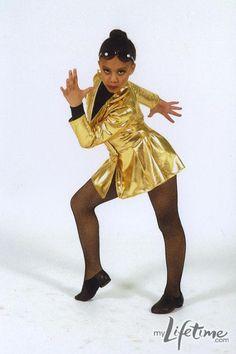 Dance Moms Season 2- Nia's Personal Dance Photos