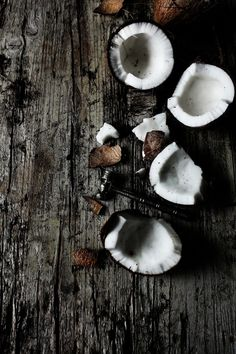 Coconuts ~ Monica Pinto Photography & Food Styling