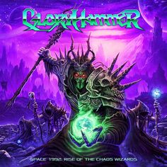 Gloryhammer - Space 1992: Rise of the Chaos Wizards - 2015. Album.