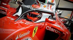 Ferrari test halo cockpit solution in Spain, to mixed response