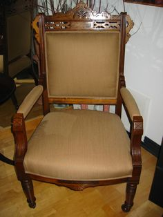 antique chair-sold