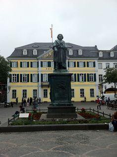 Bonn Germany  birthplace of Ludwig Van Beethoven