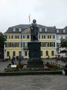 Bonn Germany  birthplace of Ludwig Van Beethoven