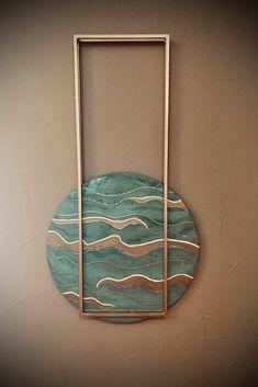 Circle Painting, Circle Art, Wood Canvas, Resin Art, Sculpture Art, Modern Wall Sculptures, Metal Wall Art, Printable Wall Art, Framed Art