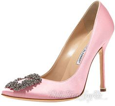 Manolo- I love you!! Don't worry, my husband already knows. And I don't even mind these are pink, but they do come in other colors