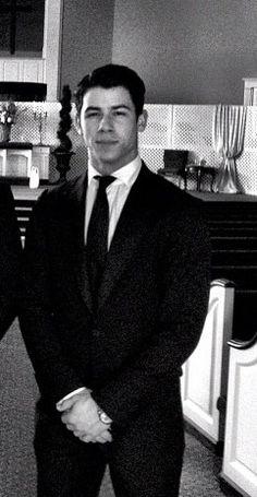 At Greg's wedding