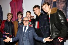 Highlights from Tommy Hilfiger PITTI Florence with Presley Gerber, Gabriel Kane, Raff Law, Julian Ocleppo, Lucky Blue Smith and Tommy Hilfiger!