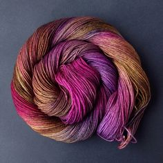 How to choose a pattern for your variegated yarn?
