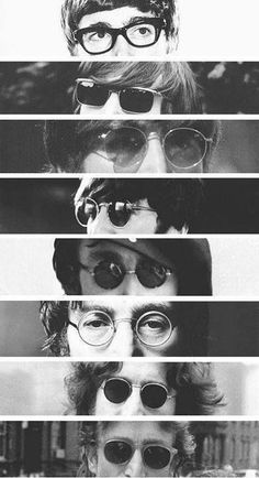 John Lennon, one of my more favourites of the Beatles. There is something about John that seems special to me. Ringo Starr, Jhon Lennon, John Lennon And Yoko, Les Beatles, John Lennon Beatles, Beatles Poster, Stoner Rock, Yoko Ono, George Harrison