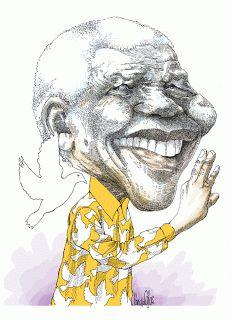 Nelson Mandela - Pancho Cajas