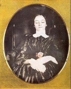 -Victorian Post-Mortem Photography