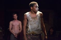 """The Flea Extends Adam Rapp's Acclaimed """"Wolf in the River"""" through May 16, 2016. Details here: http://www.theatrereviews.com/news-the-flea-extends-adam-rapps-acclaimed-wolf-in-the-river-through-may-16/"""