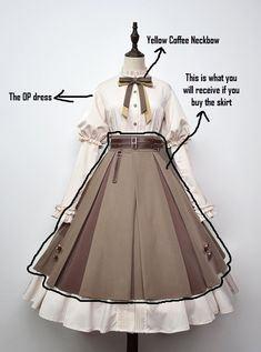 Pretty Prom Dresses, Cute Dresses, Vintage Dresses, Old Fashion Dresses, Fashion Outfits, Cute Casual Outfits, Pretty Outfits, Anime Dress, Fashion Design Sketches