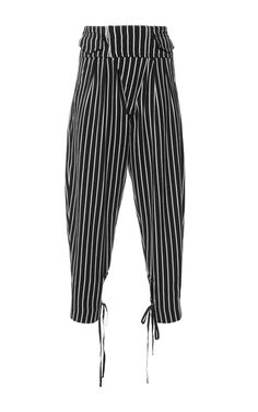 Rodrys Striped Trousers by ISABEL MARANT Now Available on Moda Operandi