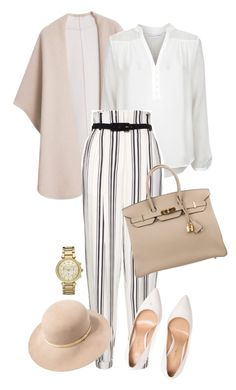 """Untitled #2603"" by carmelaromio ❤ liked on Polyvore featuring MANGO, Diane Von Furstenberg, Antonio Marras, Gianvito Rossi, Hermès, rag & bone and Michael Kors"