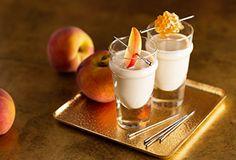 Peaches N' Honey with Smirnoff® Wild Honey Flavored Vodka