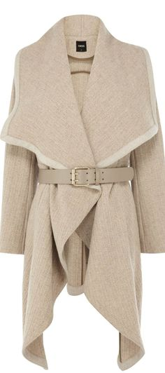 Oasis ● Fall 2013 ● Drape Coat