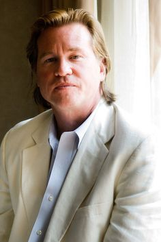 Val Kilmer :), I dont care how he changes with age hes still a awesome actor and still attractive.