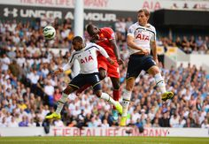 Mario Balotelli & Danny Rose - Tottenham v Liverpool 31st August 2014 #THFC #LFC #EPL
