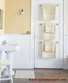 tiny and soft bathroom decor ideas