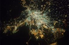 city from space - Buscar con Google