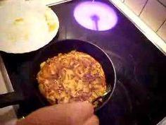 GÂTEAUX EN ESPAGNE: Recette de 'tortilla' aux pommes de terre, la 'tapa' espagnole la plus mangée