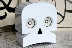 MinuSkull by Kuntzel+Deygas
