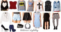 A fashion look from March 2013 featuring forever 21 dresses, knit top and white shirt. Browse and shop related looks. Little Mix Outfits, Little Mix Style, My Style, F21, Forever 21 Dresses, Fashion Looks, Fashion Outfits, Style Clothes, Knitting
