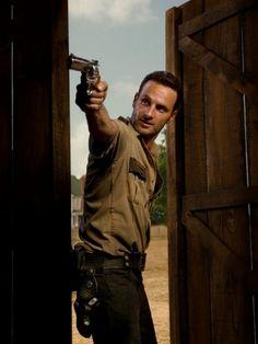 Rick - The Walking Dead
